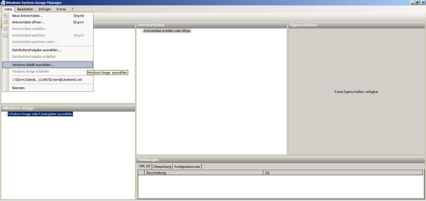 Catalog Files für Windows Server 2012 und Windows 8 erstellen - NWC ...